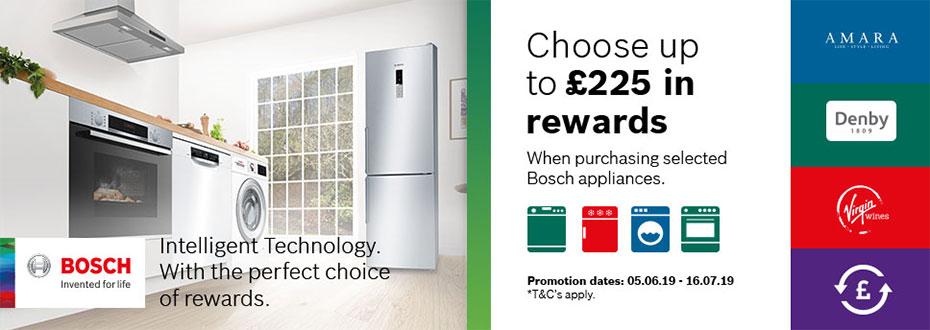 Bosch kitchen appliance offers