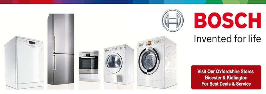 Bosch washer promotion