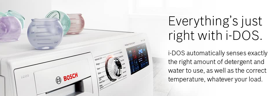 Bosch iDOS Washing Machine