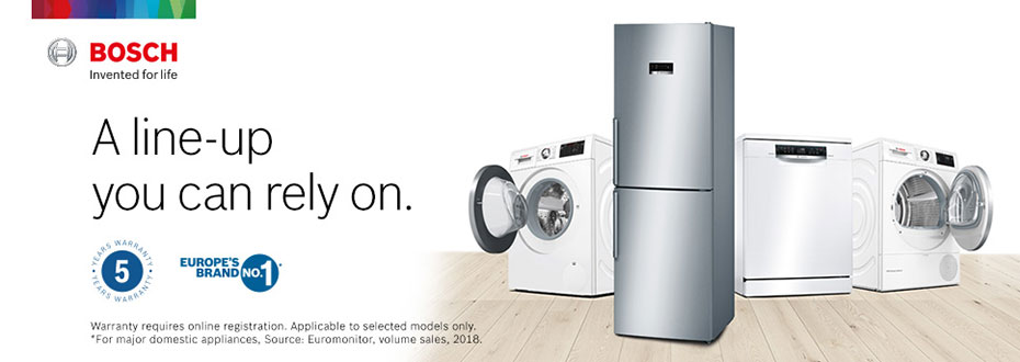 Bosch Kitchen Appliances Oxford