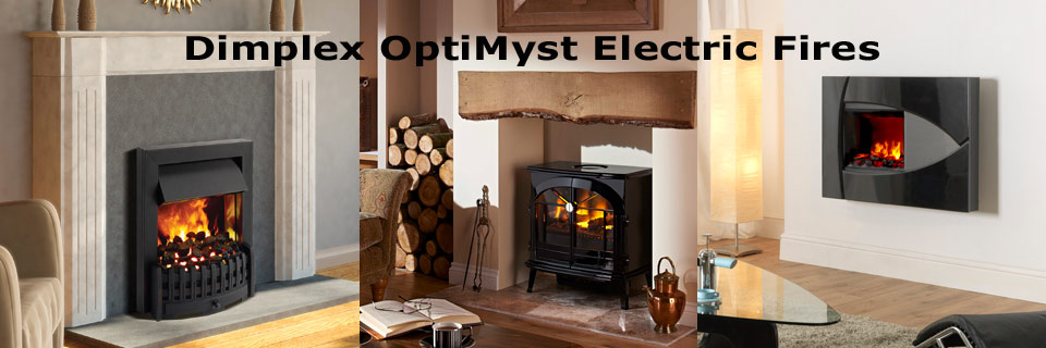 Dimplex Electric Fires Oxford