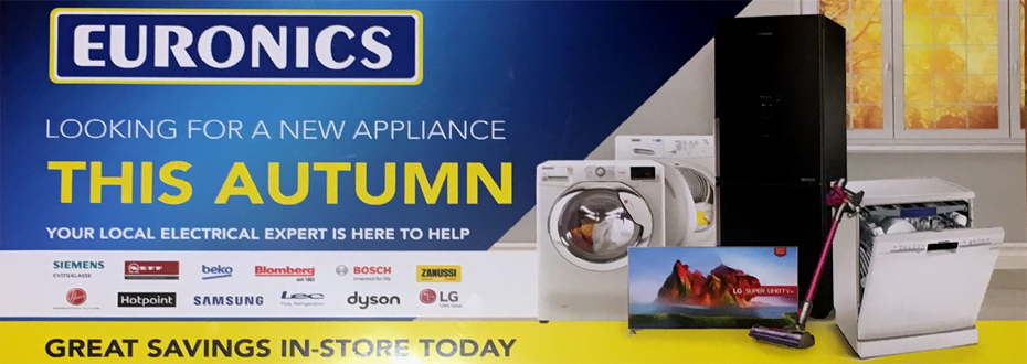 Euronics Autumn Sale
