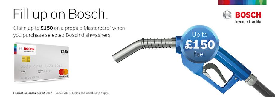 Bosch Dishwashers Oxford
