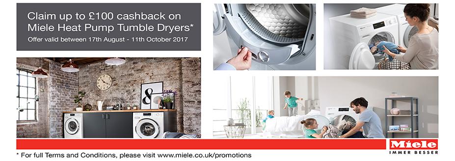 Miele HeatPump Dryers