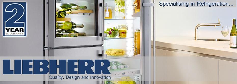 Liebherr Coloured Refrigeration