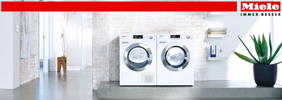 Miele Laundry Appliances