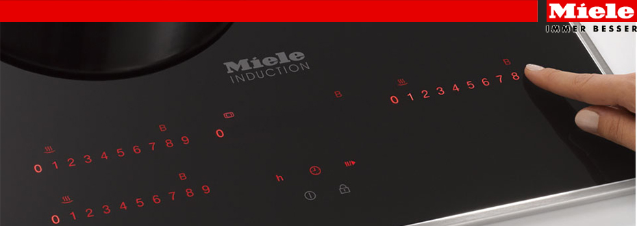Miele Induction Hobs
