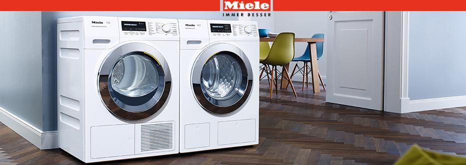 Miele Washing Machine Oxford