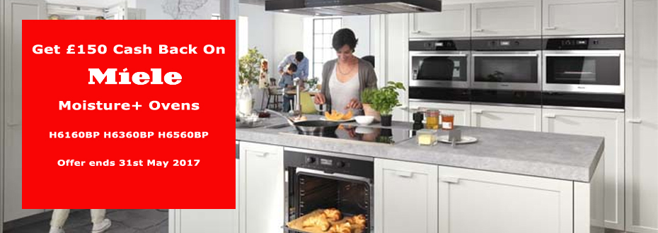 Miele Oven Offer