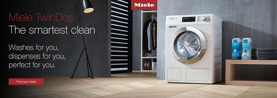 Miele TwinDos Washing Machines
