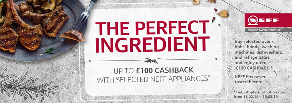 Neff Cashback Oxfordshire
