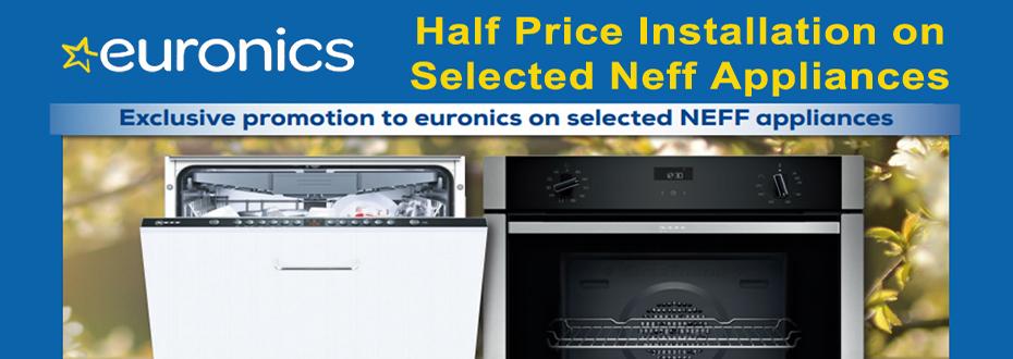 Neff Appliance Half Price Installation