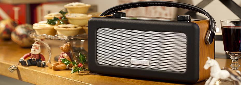 Roberts Radio Christmas