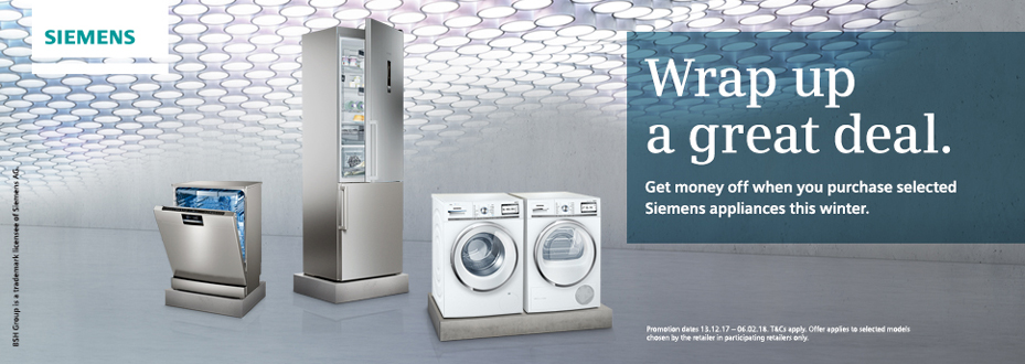 Siemens Winter Sale