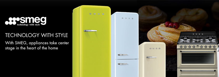 SMEG Retro Apliances