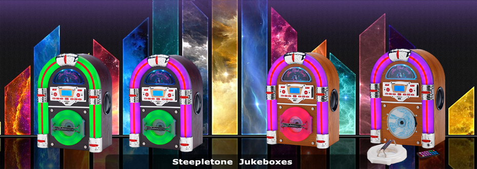 Steepletone Jukebox