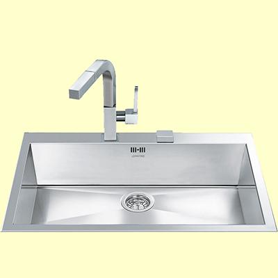 SMEG Sinks & Taps