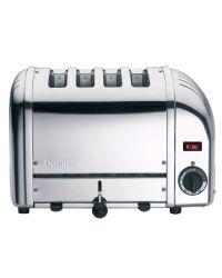 Dualit 40352 Polished 4 Slice Toaster