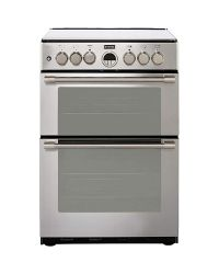 Stoves Sterling 600DF ST Double Oven Dual Fuel Cooker 444440989