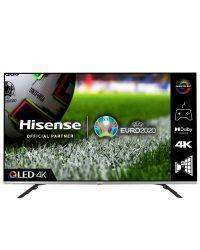 """Hisense 50E76GQTUK  50"""" QLED 4K UHD HDR SMART TV"""