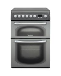 Hotpoint 60HEG Double Oven Electric Cooker