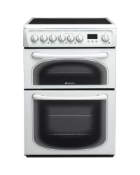 Hotpoint 60HEP Double Oven Electric Cooker