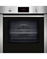 Neff B3CCC0AN0B Built In Single Oven Slide&Hide® and CircoTherm®