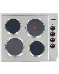 Bexel BSP01W Sealed Plate Hob in White