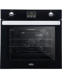 Belling BI602FPCTBLK  Black Single Oven
