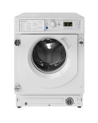 Indesit BIWDIL75125UKN 7kg/5kg 1200 Spin Intergrated Washer Dryer