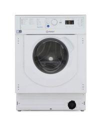 Indesit BIWMIL71252UKN 7kg 1200 Spin Intergrated Washing Machine