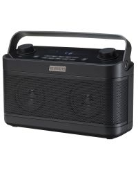 Roberts Blutune 5 Digital Radio with Bluetooth Black