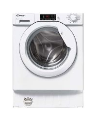 Candy CBWM816D Integrated 8kg 1600 Spin Washing Machine