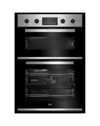 Beko CDFY22309X Built In Electric Double Oven