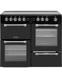 Leisure Cookmaster Range Cooker 100cm Electric Black CK100C210K