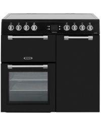 Leisure Cookmaster Range Cooker 90cm Electric Black CK90C230K
