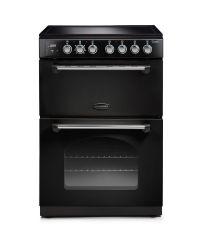 Rangemaster CLA60EIBL/C Classic Black Induction Cooker