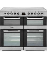 Leisure Cuisinemaster  Range Cooker 100cm Ceramic Stainless CS100C510X