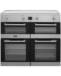 Leisure Cuisinemaster Range Cooker 100cm Induction Srainless CS100D510X