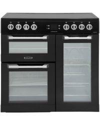 Leisure Cuisinemaster Range Cooker 90 Electric Black CS90C530K
