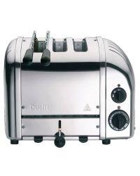 Dualit 31213 Polished 2+1 Combi Toaster
