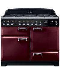 Rangemaster Elan Deluxe Range Cooker 110 Dual Fuel Cranberry ELA110DFFCY 118030