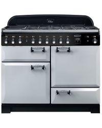 Rangemaster Elan Deluxe Range Cooker 110 Dual Fuel Royal Pearl ELA110DFFRP 118020