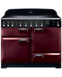Rangemaster  Elan Deluxe Range Cooker 110 Induction Cranberry ELA110EICY 117810