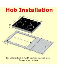 Electric Hob Installation
