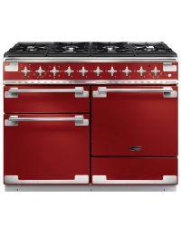 Rangemaster Elise 110 Range Cooker Dual Fuel Cherry Red ELS110DFFRD/ 94260