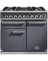 Falcon 1000 Deluxe Range Cooker 100 Dual Fuel Slate F1000DXDFSL/NM 102200