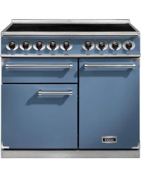 Falcon 1000 Deluxe Range Cooker Induction China Blue  F1000DXEICA/N-EU