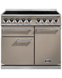 Falcon 1000 Deluxe Range Cooker Induction Fawn  F1000DXEIFN/N