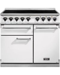 Falcon 1000 Deluxe Range Cooker White Induction F1000DXEIWH/N-EU 100150